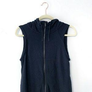 Nike Dresses - NIKE Black Hooded Dress. Size: Small